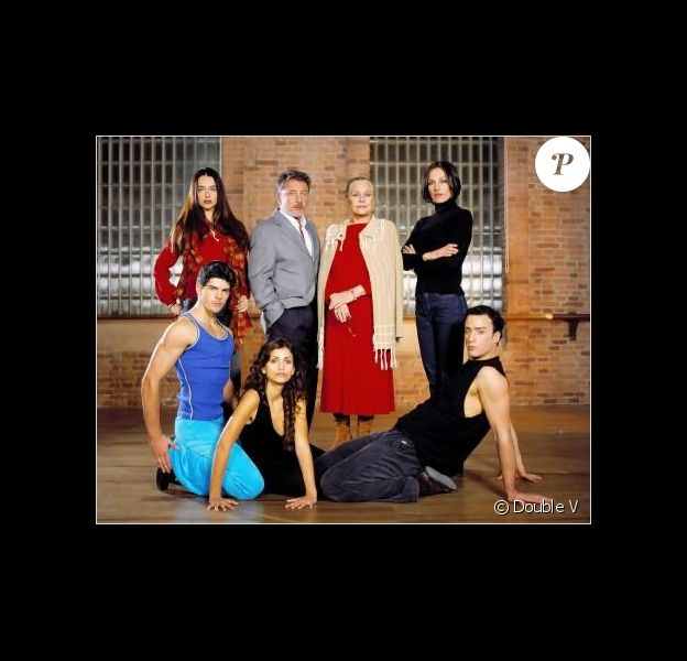 Photo promo de la série Un, dos, tres