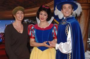 Tapis Rouge: A Disneyland Paris, les stars sur les traces de Mickey et Donald...