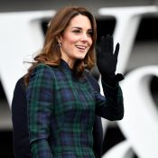 Kate Middleton en Écosse : La duchesse recycle une de ses tenues fétiches