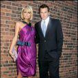 Paris Hilton et Doug Reinhardt hier soir à New York
