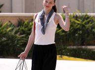 Milla Jovovich : même quand elle n'est pas fashion victime... elle est toujours aussi craquante ! C'est injuste !