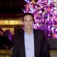 Exclusif - No Tabloids - Anthony Delon - 6ème édition du gala caritatif au profit de RoseUp Association sous la coupole du Printemps Haussmann à Paris le 12 novembre 2018.
