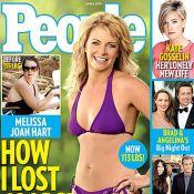 Melissa Joan Hart prend la pose en bikini et... n'a plus honte de son corps ! Elle a repris la ligne !