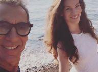 """François Feldman et sa fille Joy : """"On ne se voit malheureusement pas souvent"""""""