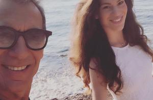 François Feldman et sa fille Joy :