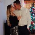 """Emma et Laurent en couple. Les candidats de """"Mariés au premier regard"""" officialisent. Décembre 2018."""