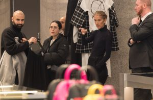 Céline Dion : Dernier shopping grand luxe avant de filer à bord de son jet