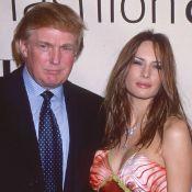 Donald et Melania Trump : Une relique de leur mariage est à vendre !