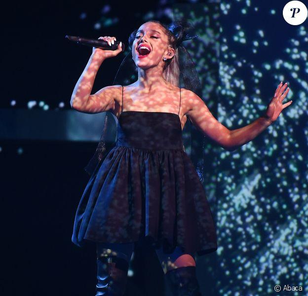 Ariana Grande aux Billboard Music Awards 2018 à Las Vegas. Le 20 mai 2018.