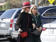 Laeticia Hallyday et sa maman : Duo sportswear à L.A., une audience repoussée