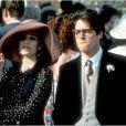 Le film Quatre Mariages et un enterrement (1994) avec Kristin Scott Thomas (Fiona) et Hugh Grant (Charles)