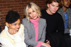 Fashion Week : Hailey Bieber, modeuse irrésistible chez Zadig&Voltaire