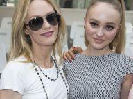 Vanessa Paradis inquiète pour Lily-Rose Depp ? Émue, elle parle de sa fille