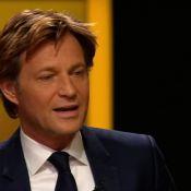 Laurent Delahousse : Sa déclaration d'amour à Alice Taglioni en direct...
