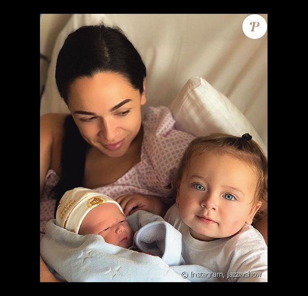 """Jazz des """"Anges"""" avec sa fille Chelsea et son fils Cayden - Instagram, 18 février 2019"""