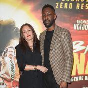 "Thomas Ngijol et Karole Rocher : Amoureux face à ""Black Snake"""