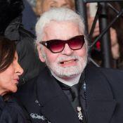 "Karl Lagerfeld  : Des obsèques ? ""Plutôt mourir"""