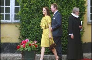 La princesse Mary de Danemark baptise une nouvelle robe : elle brille comme un soleil !