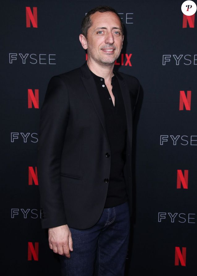 Gad Elmaleh - People à la soirée Netflix FYSee Kick Off Party 2018 aux Raleigh Studios à Hollywood, le 6 mai 2018.