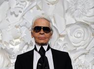 Karl Lagerfeld aurait aimé être une espionne... Son rêve s'est presque réalisé !