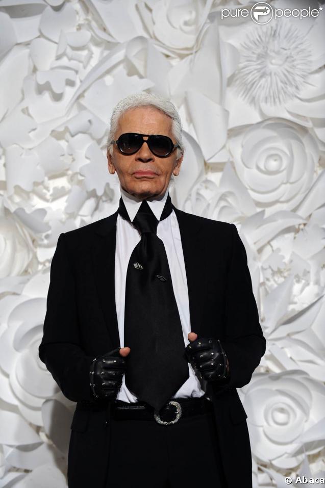 "Karl Lagerfeld prêtera sa voix au méchant de ""Totally Spies !"""