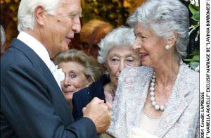 Mort de la princesse Marella : la veuve de Gianni Agnelli s'est éteinte