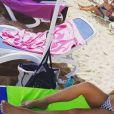"""Claire de """"Mariés au premier regard 3"""" en bikini à Lloret de Mar - Instagram, 31 juillet 2018"""