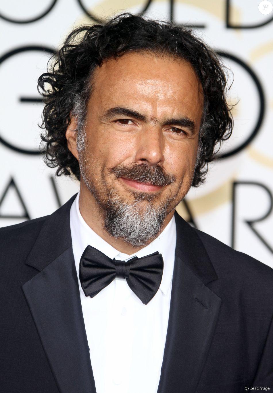 Alejandro Gonzalez Inarritu - La 72ème cérémonie annuelle des Golden Globe Awards à Beverly Hills, le 11 janvier 2015.