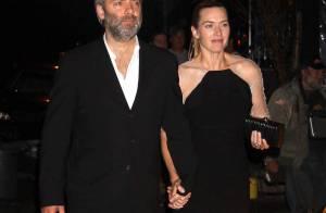 Kate Winslet et son mari Sam Mendes : toujours chic et choc pour la première d'Away We Go !
