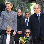 """Charlène de Monaco : """"Si fière"""" d'emmener ses enfants en Afrique du Sud"""