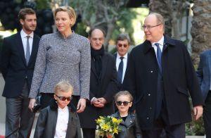 Charlène de Monaco :