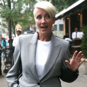 Emma Thompson : La star britannique quitte brutalement un film