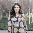 """Camélia Jordana - Arrivées au défilé de mode Prêt-à-Porter automne-hiver 2019/2020 """"Chloé"""" à Paris. Le 28 février 2019 © Veeren-CVS / Bestimage"""