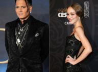 Johnny Depp en France : La surprise qu'il a faite à sa fille Lily-Rose aux César