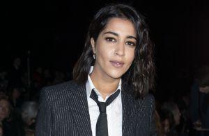Fashion Week : Leïla Bekhti en cravate et Etienne Daho au premier rang de Celine