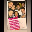 Stories de l'anniversaire de Malik Bentalha à Paris avec tous ses VIP amis - 1er mars 2019