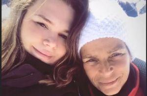 Camille Gottlieb : Complice avec sa mère Stéphanie de Monaco au ski