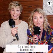Audrey Lamy et Cécile de France : Couple, famille... Elles répondent aux rumeurs