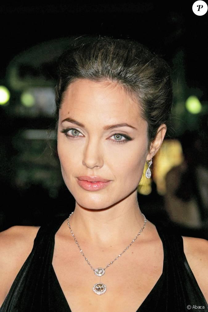 Angelina Jolie ...
