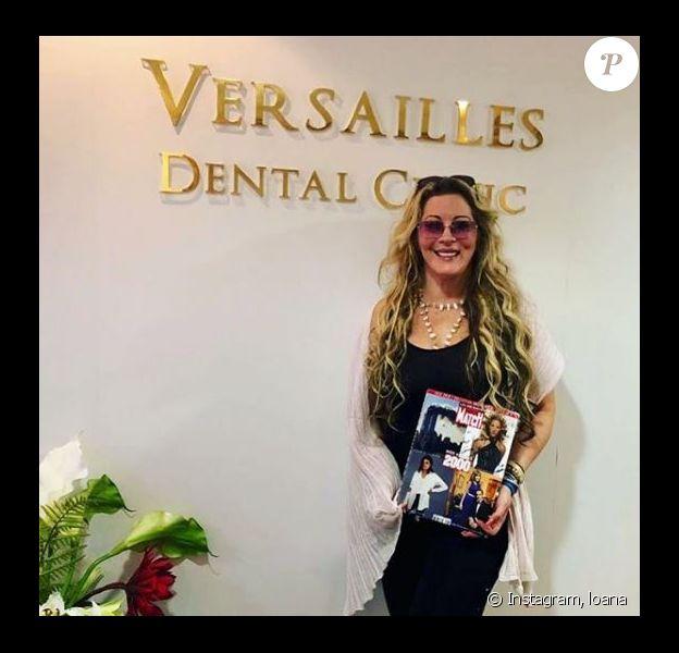 Loana dévoile ses nouvelles dents - Instagram, 7 janvier 2019