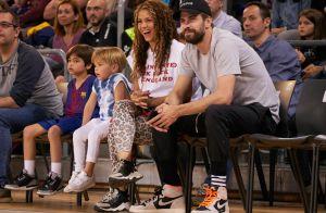 Shakira : Week-end sport en famille, son fils Milan futur basketteur ?