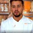 """Florian dans """"Top Chef"""" saison 10, le 13 mars 2019 sur M6."""