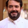 """Jean-François Piège dans """"Top Chef"""" saison 10, le 13 mars 2019 sur M6."""