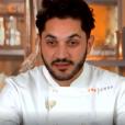 """Merouan dans """"Top Chef"""" saison 10, le 13 mars 2019 sur M6."""