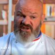 """Philippe Etchebest dans """"Top Chef"""" saison 10, le 13 mars 2019 sur M6."""