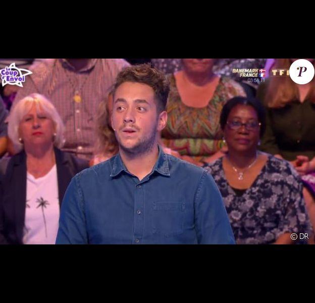 """Bastien Payet, candidat des """"12 Coups de midi"""" (TF1) est mort en mars 2019."""