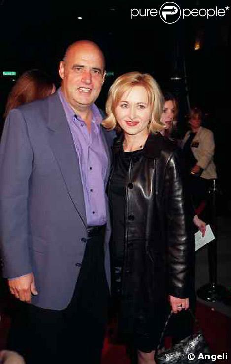 Jeffrey Tambor et sa femme Kasia
