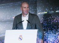 Zinédine Zidane de retour au Real Madrid : grosse augmentation de salaire !