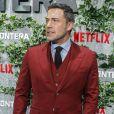 """Ben Affleck - Première de la série Netflix """"Triple Frontera"""" à Madrid en Espagne le 6 mars 2019."""