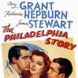 Katharine Hepburn et Cary Grant dans Indiscrétions (Philadelphia Story) de George Cukor